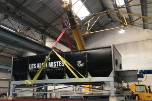 Intuitive tech boosts Tidy Planet's fleet of organic-waste composters