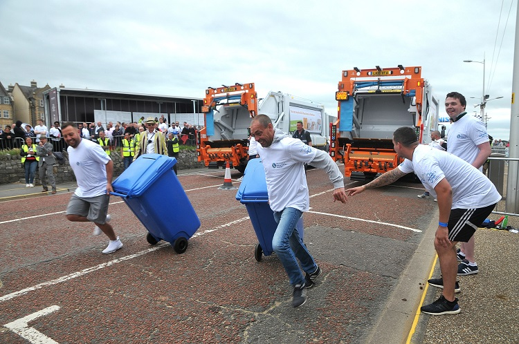 National Refuse Championships 2019 headline sponsors announced
