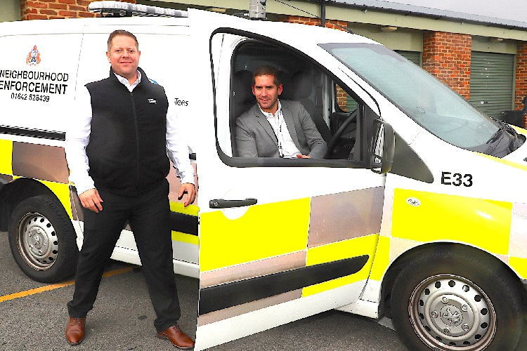Stockton council tackle waste and fly tippers with new camera system