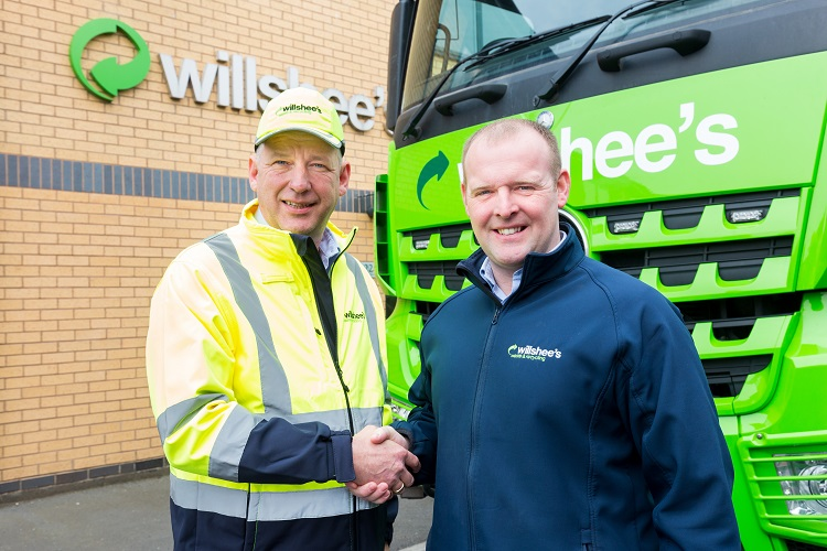 A touch of Frost for Willshee's