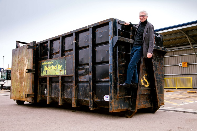 Waste tech firm wins global award from Google and SAP