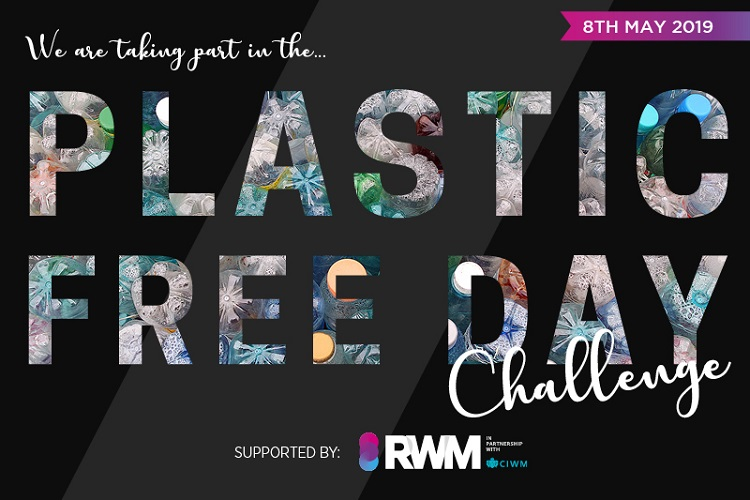 Skip Hire & Waste join RWM in taking the plastic pledge
