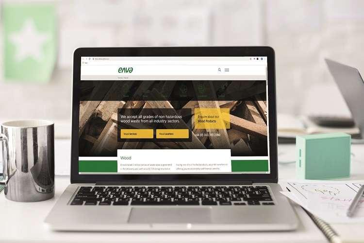 Enva launches new wood website