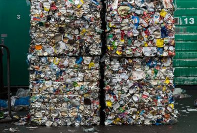 The effect of China's plastic ban on EfW plants
