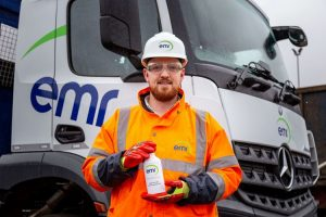 EMR Metal Recycling joins the 'war on plastics' with water bottle roll out