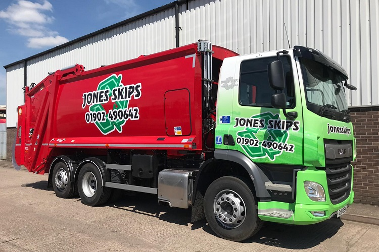 Bin weighing saves West Midlands recycling giant a tonne