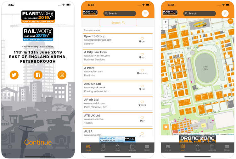 Plantworx 2019 launches its very own app
