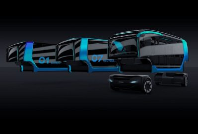 Scania unveils NXT step in urban vehicles