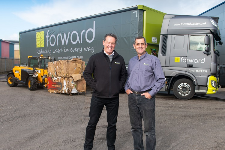 Forward Waste Management Limited acquires J. Ford & Sons