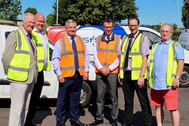 Joint fleet provision for Devonshire councils