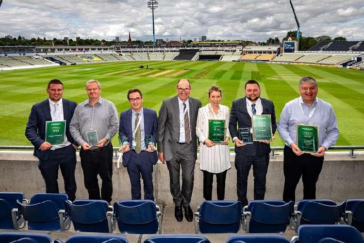 Carpet Recycling UK conference celebrates 2019 award winners