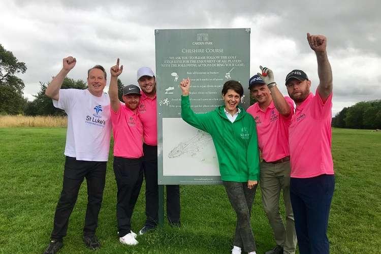 UKCM embark on 72-hole charity golf challenge
