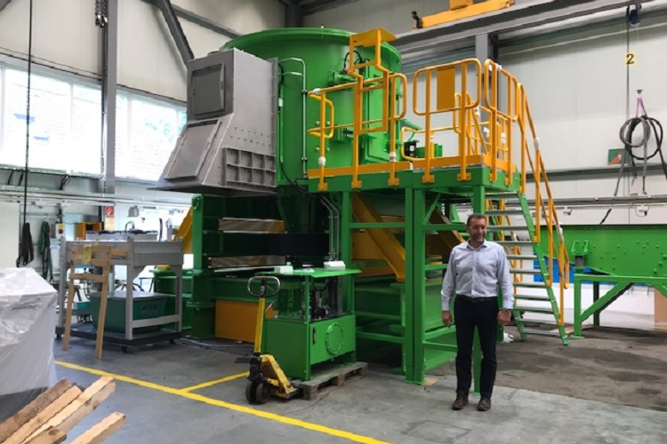 THM Recycling Solutions appoints new UK and Ireland distributor