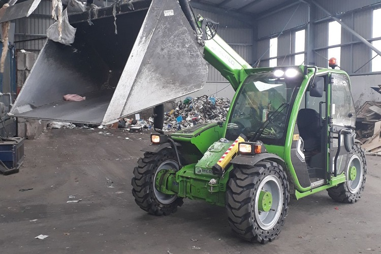 Tyre Boss ensures GNH Agri's vehicles always stay on their feet