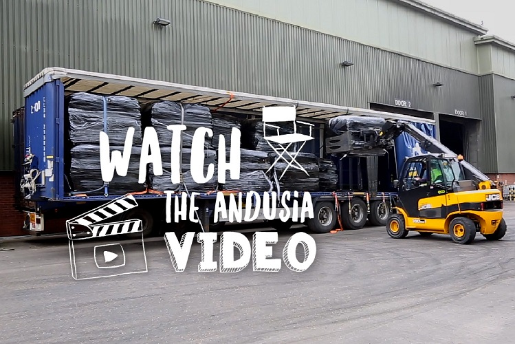 Andusia launch waste video series