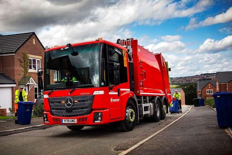 Barnsley Council commissions 'magnificent seven' Mercedes-Benz Econics