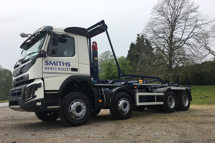 Skip hire company recycles its own fleet