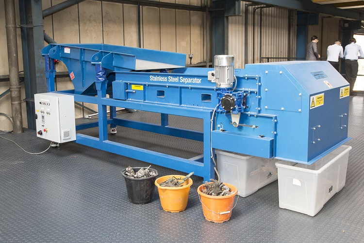 Bunting to exhibit metal recovery technology at Ecomondo 2019
