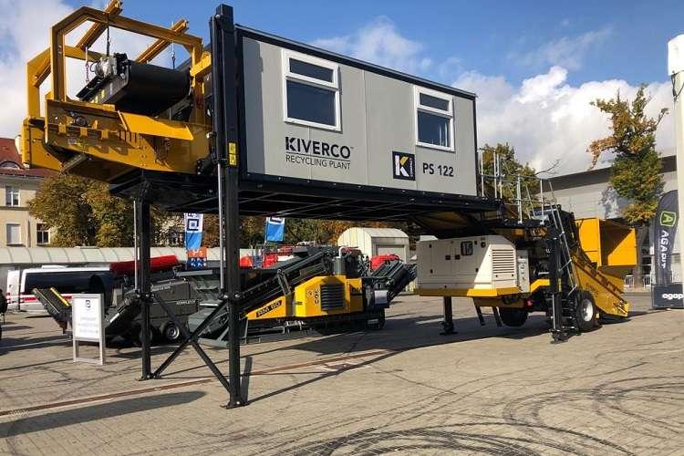 Kiverco modular picking station makes it debut in Poland
