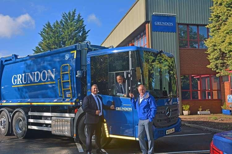 Grundon expands Bristol fleet