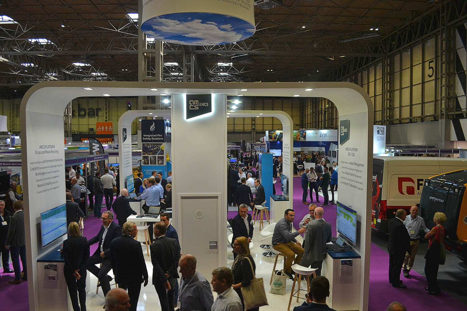 That's show business: RWM 2019