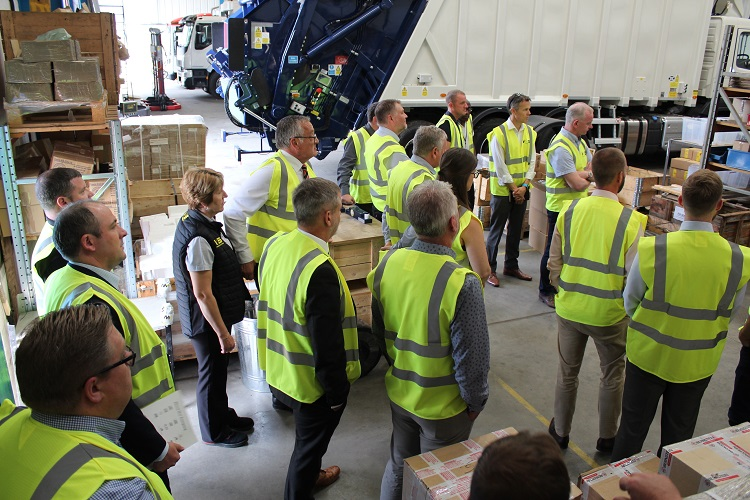 Van Fleet Forum return for a second safety and compliance event