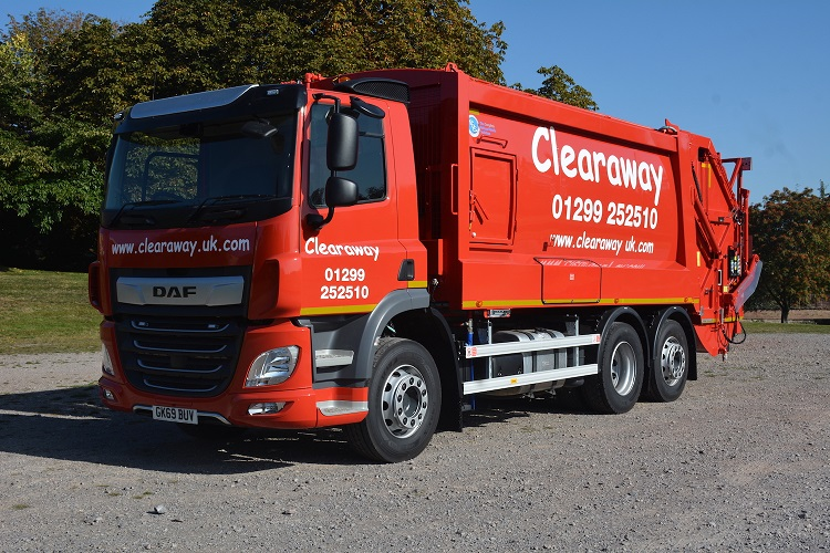 Growth spurt at Clearaway leads to fleet investment