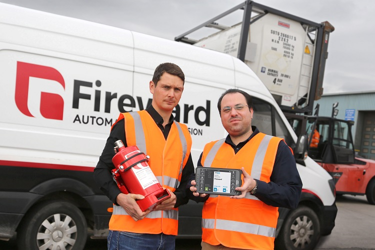 Fireward rolls out BigChange mobile app system