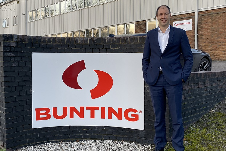 New European sales office for Bunting
