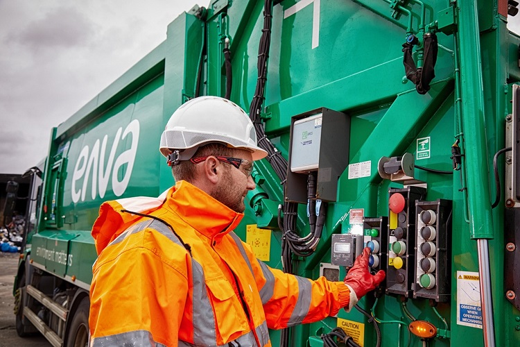 Enva to double Edinburgh recycling capacity