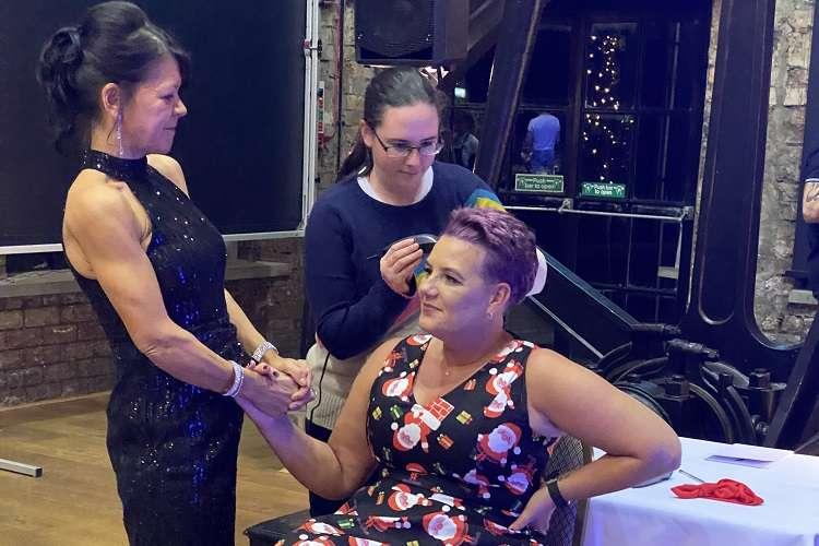 NWH Group organises a hair-raising charity event