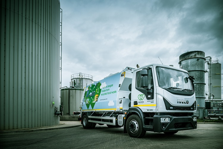 Huge investment powers expansion at Warrens Group food waste recycling plant
