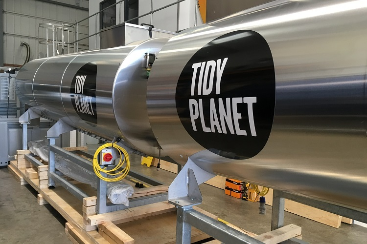 Tidy Planet celebrates 5-year composting partnership with UK students' union