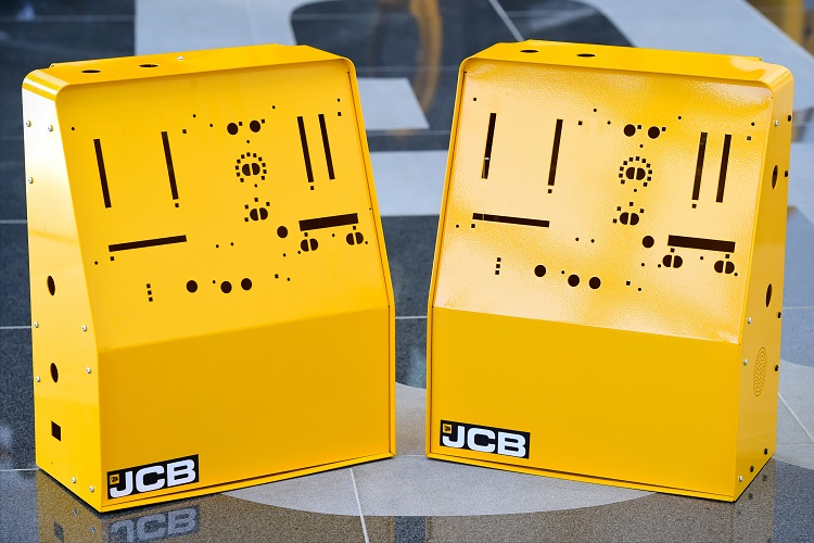 JCB joins national call to action over ventilator shortage