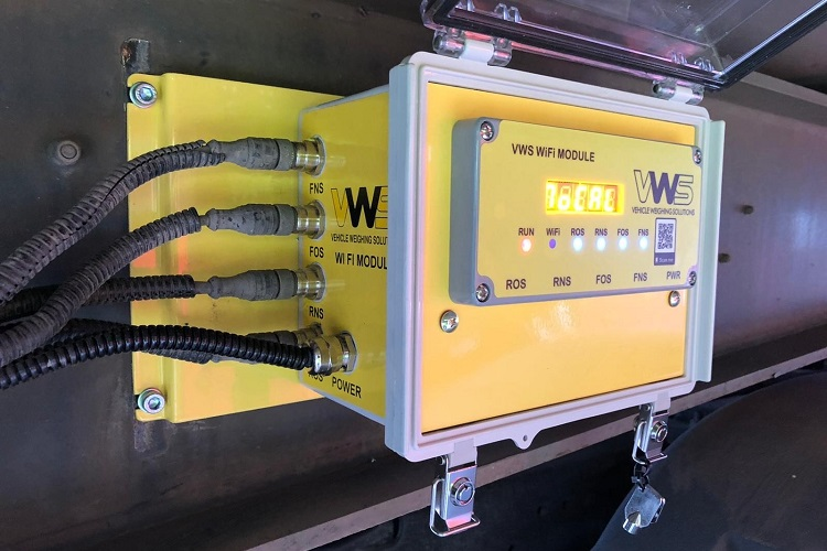 VWS launches WiFi Weighing