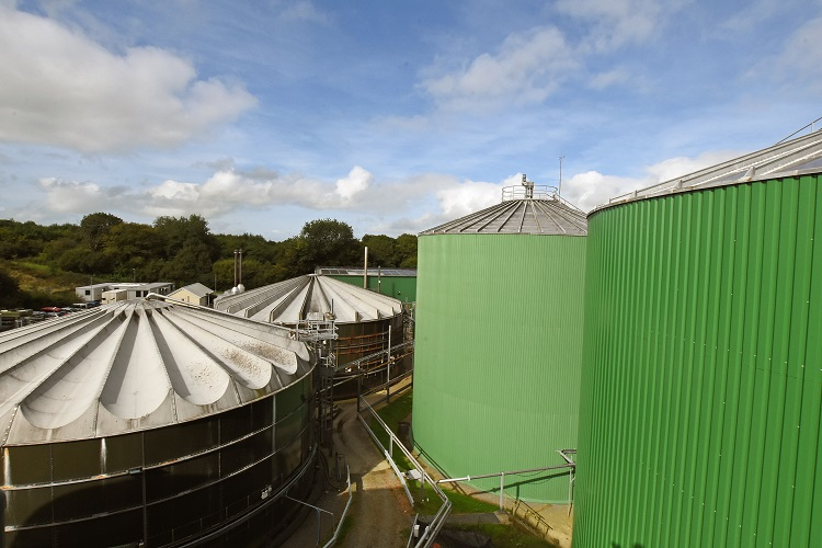 Food waste recycler Andigestion features in BBC's Inside The Factory