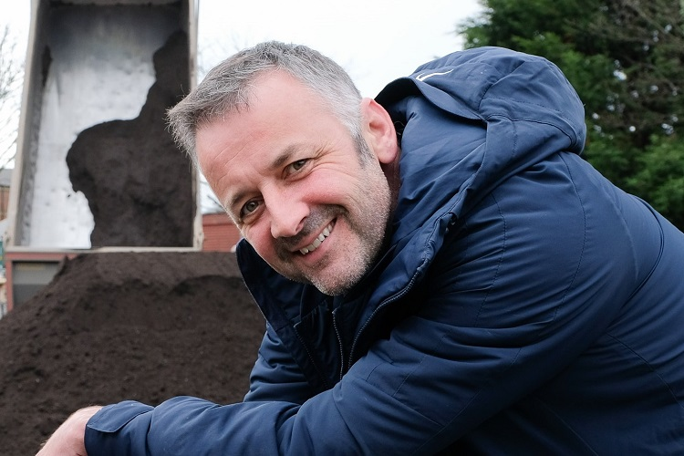 Locked down gardeners trigger huge growth in demand for topsoil