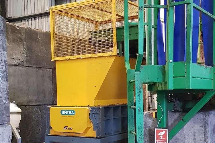 New 42,000 tonne garden waste shredding target for Levenseat