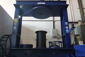 Tyre Boss ensure quick service with new tyre press