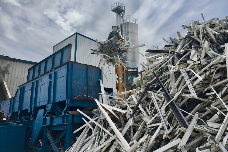 Veka Recycling completes key Phase 2 of plant development on schedule