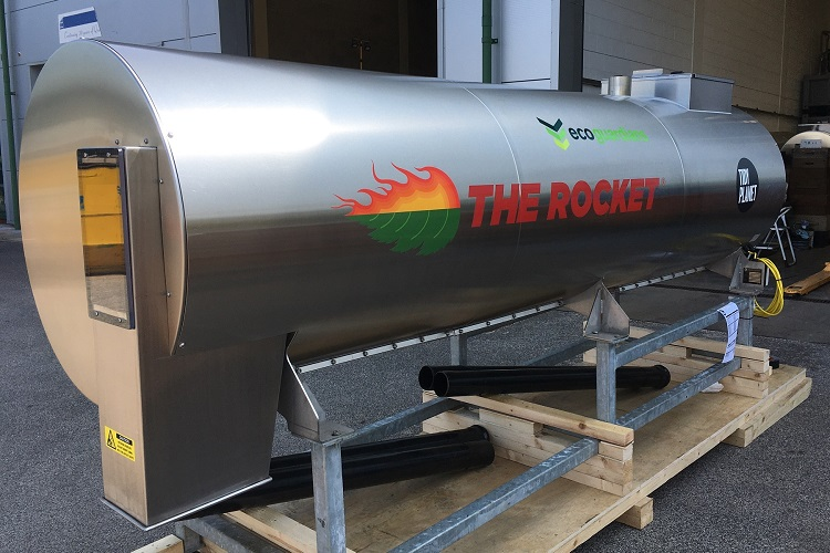 Tidy Planet exports Rocket Composter machinery down under