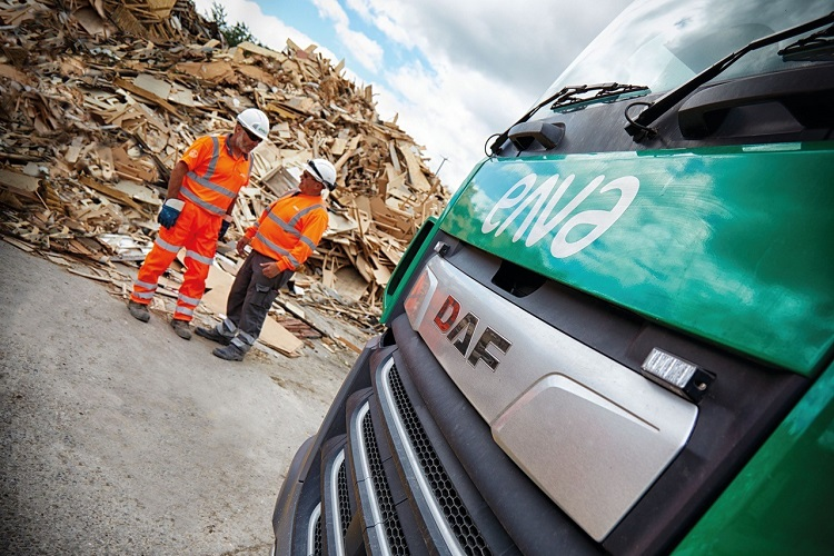 Enva recognised with global health & safety award