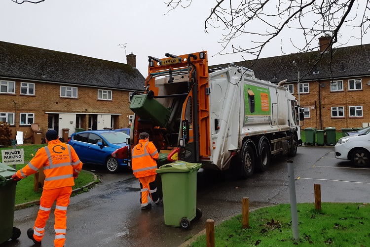 Appreciation campaign for waste and recycling crews across Kent