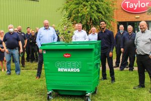 Egbert Taylor launches Green Rewards scheme for local authorities