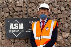 ASH Group celebrate opening of new facility in Ellesmere Port