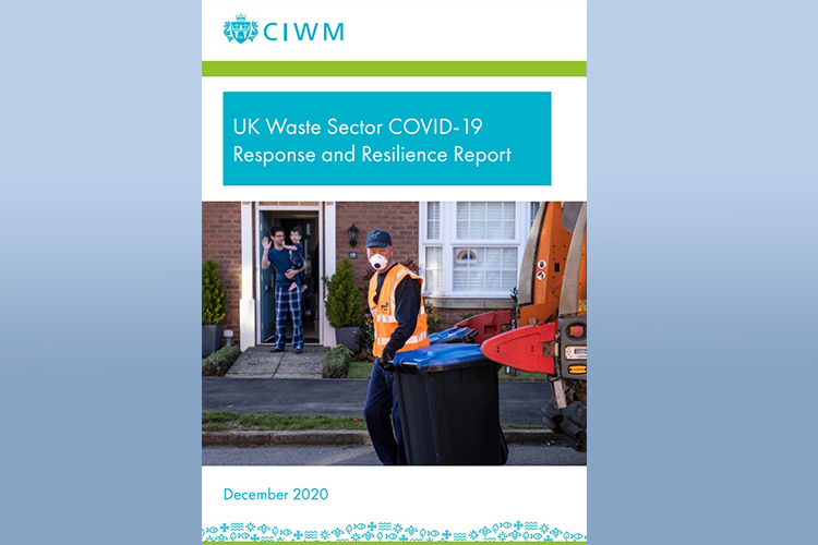 CIWM releases waste sector COVID-19 report
