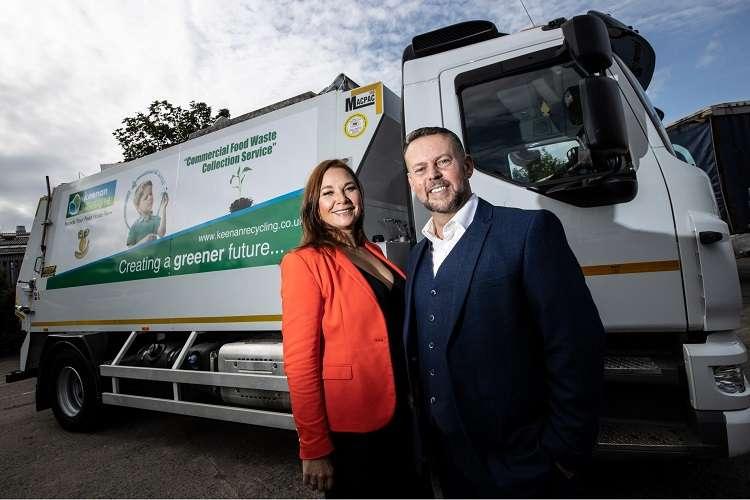Keenan Recycling wins UK Sustainability Award