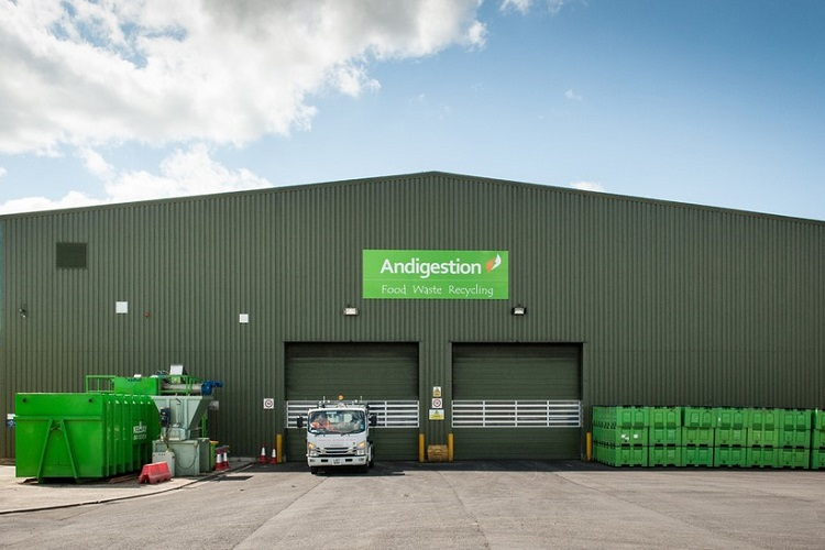 Andigestion scoops contract for county's food waste