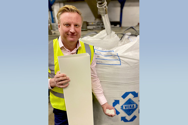 VEKA Compounds and Verplas agree exclusive supply partnership