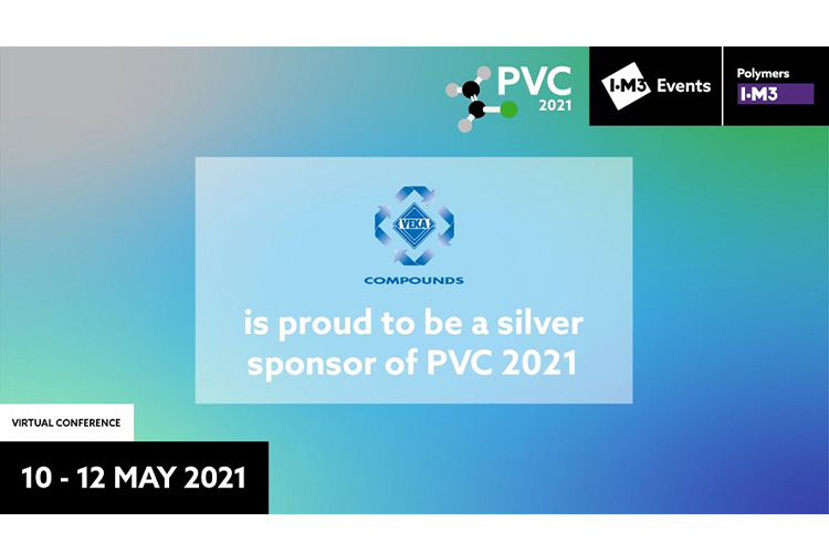 VEKA Compounds sponsors PVC 2021